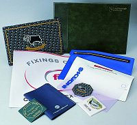 PVC printed promotional products