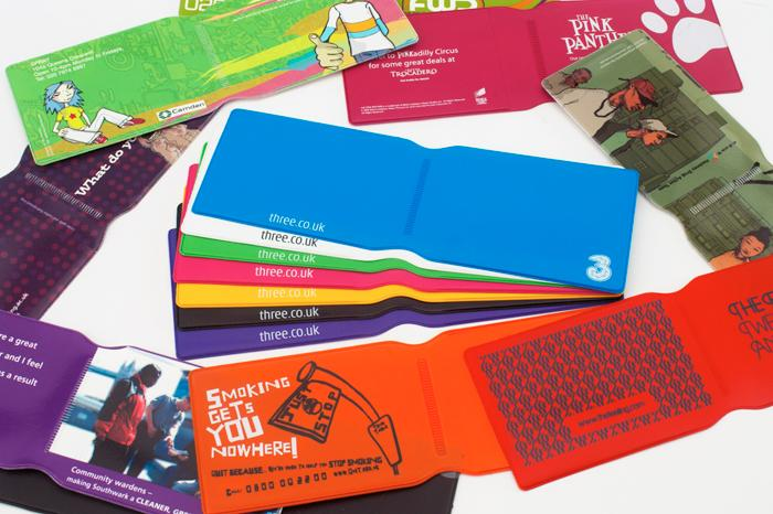 Oyster wallet promotional printer and supplier