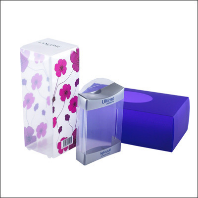 Promotional packaging Derby